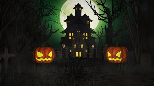 Halloween Background 01157
