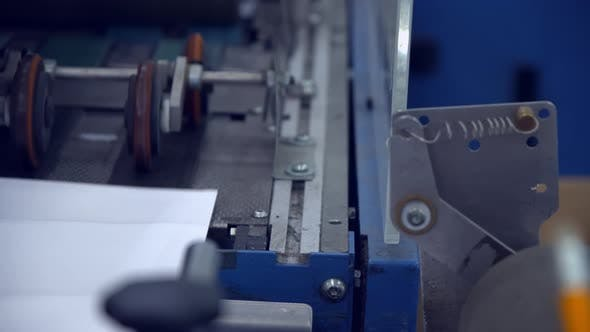 Cover Image for Movement of Finished Products in Printing House