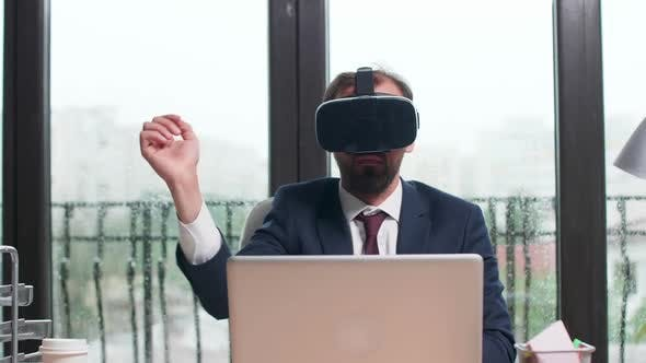 Using Virtual Reality To Study Business Trends