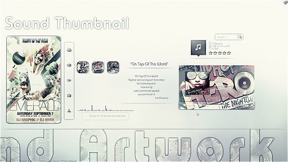 Thumbnail for Inicio de sesión, una presentación mínima
