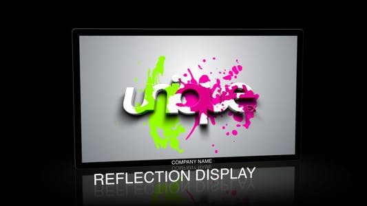 Thumbnail for Reflection Display