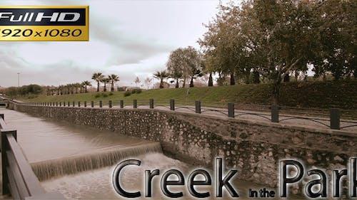 Creek in the Park Full HD