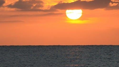 Sunrise Over The Sea 3