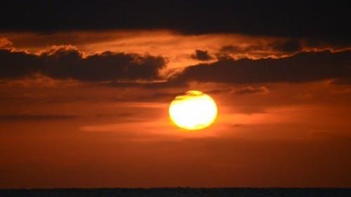 Sunrise Over The Sea 4