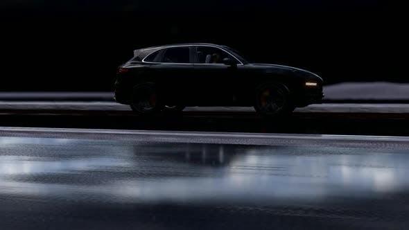 Thumbnail for Black SUV Vehicle