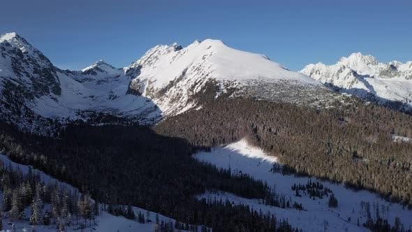 Thumbnail for Winter High Tatras Mountains in Slovakia