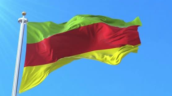 Bodoland Flag, India
