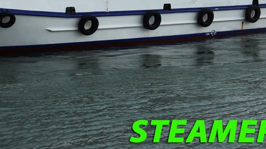 Cover Image for Steamer