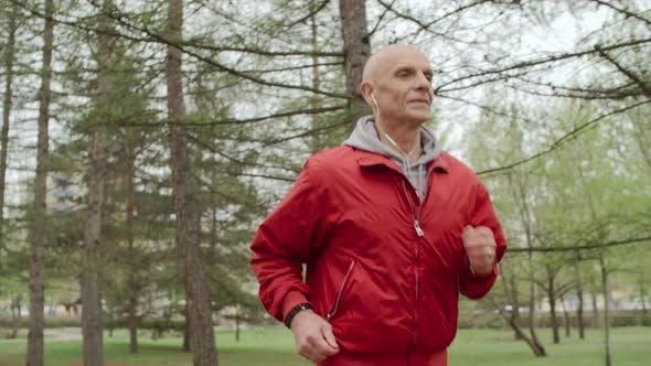 Thumbnail for Senior Jogger