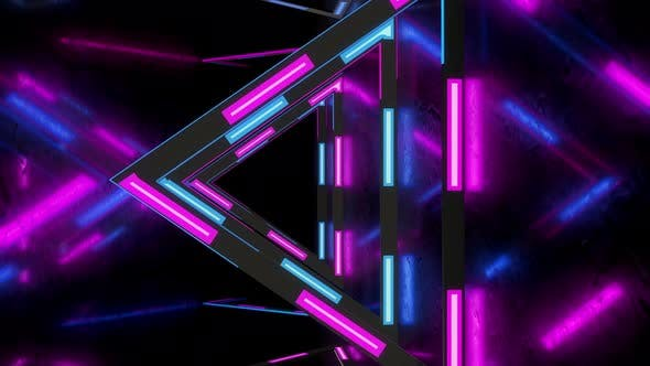 Thumbnail for Triangle Light 04 4k