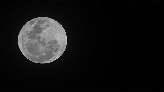 Thumbnail for 400mm Full Moon Time Lapse