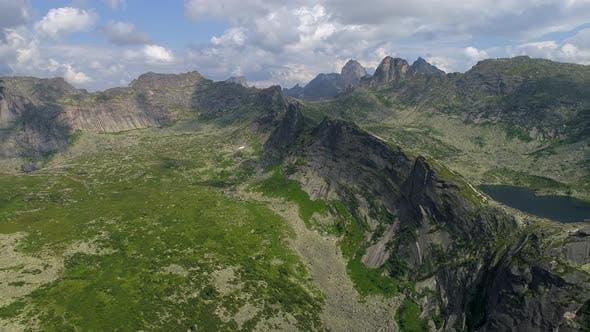 Thumbnail for Mountain Landscape in Siberia