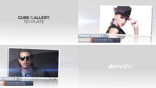 Thumbnail for Presentación de diapositivas de la galería de cubos