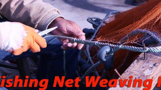 Thumbnail for Fishing Net Weaving