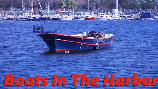 Thumbnail for Boat On The Harbor