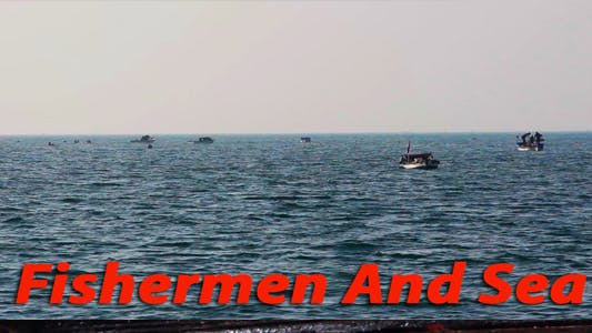 Thumbnail for Fishermen And Sea