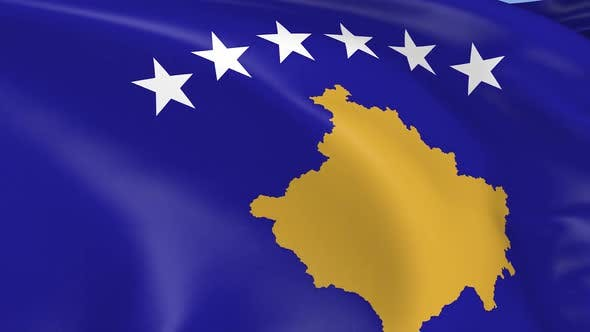 Thumbnail for Kosovo Flag