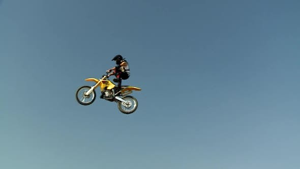 Thumbnail for Motocross Jump 14