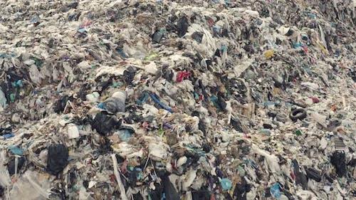 Huge Dump of Household Waste