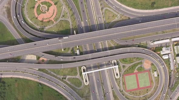 Thumbnail for Interchange Highway Road 02