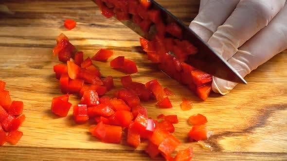 Thumbnail for Slicing Sweet Pepper