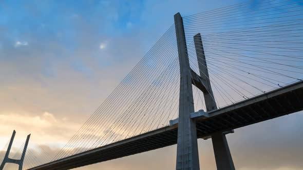 Thumbnail for Vasco da Gama Bridge