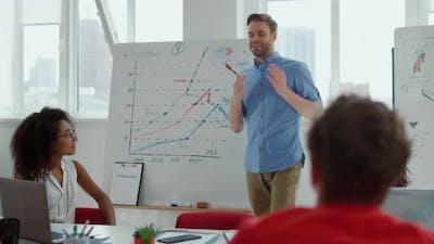 Successful Speaker Teaching Team Office