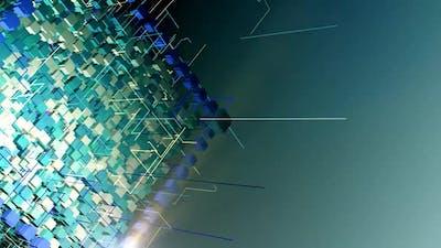 Cube Digital Copy Space