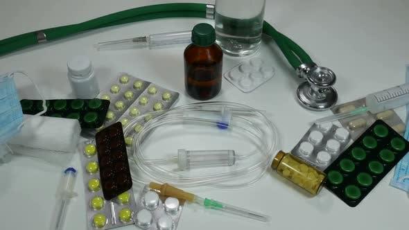 Pharmacy Medical Supplies
