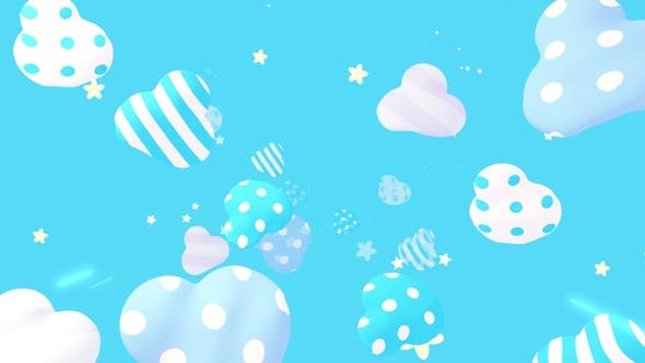 Thumbnail for Cute Patterns Clouds