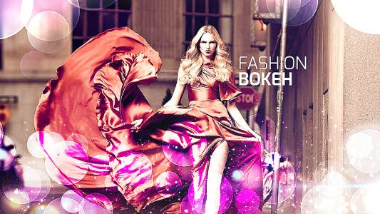 Thumbnail for Fashion Bokeh
