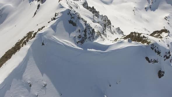 Thumbnail for Overhead Mountain Peak