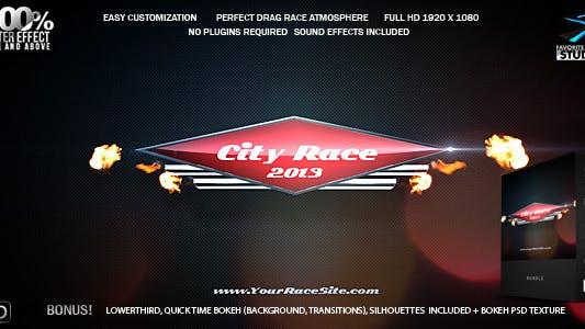 Thumbnail for City Race Promo