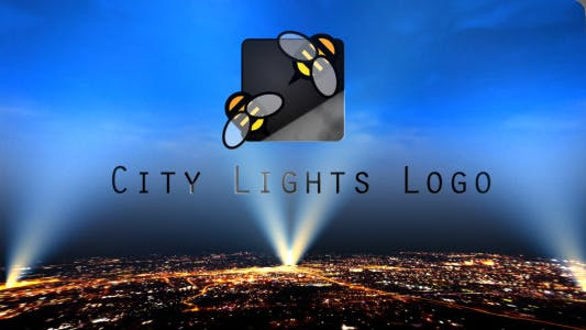Thumbnail for City Lights Logo