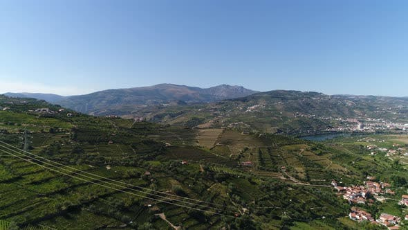 International Natural Park in Douro, Portugal