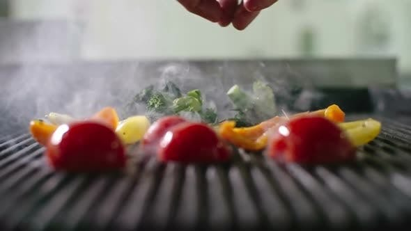 Thumbnail for Grilling Vegetables