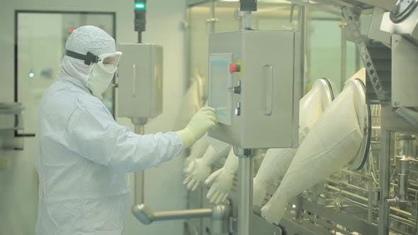 Thumbnail for Pharmaceutical Industry