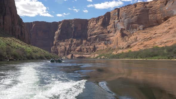 Thumbnail for Boats in Colorado River