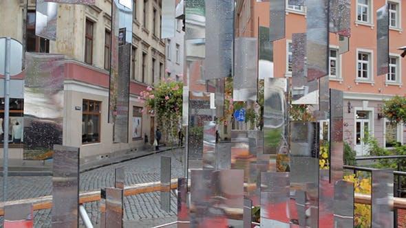 Thumbnail for Tree of Mirrors in Riga, Latvia