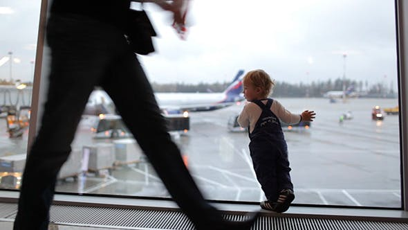 Thumbnail for Kid In The Airport