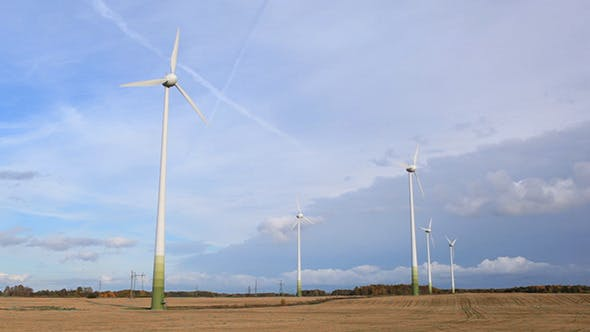 Thumbnail for Wind Turbines Real Time