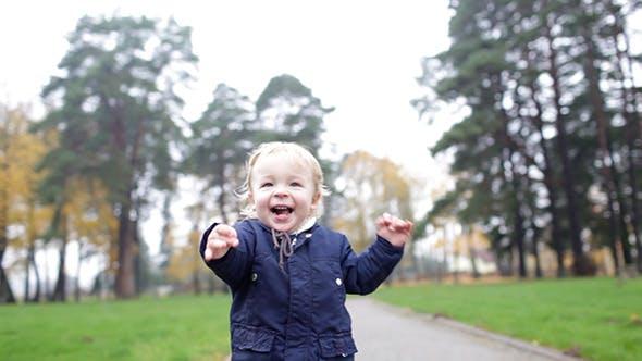 Thumbnail for A Little Boy Is Walking