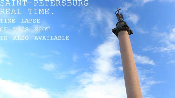 Thumbnail for Alexander Column in St. Petersburg