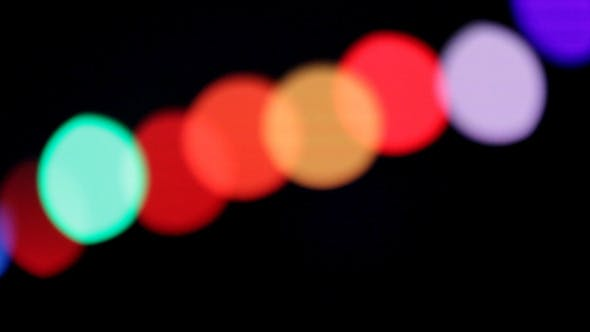 Cover Image for Abstract Bokeh Lights
