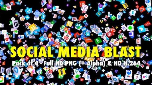 Thumbnail for Social Media Blast - Pack of 4