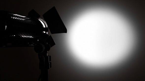 Thumbnail for Light Spot On The Background