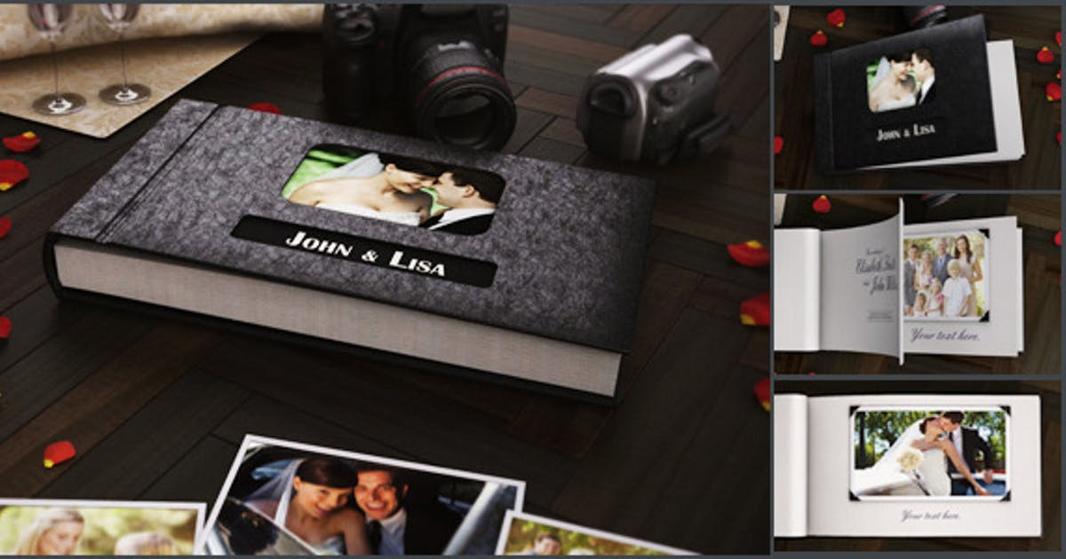 Download The 3D Photo Album by Brothers