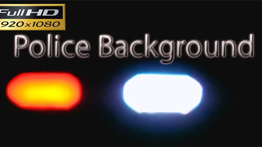 Thumbnail for Police Background Full HD