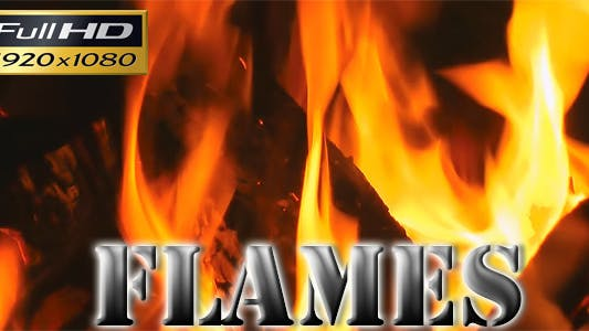 Thumbnail for Flames  FULL HD