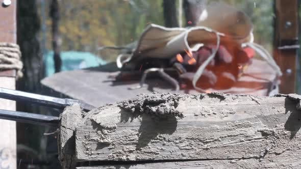 Thumbnail for Ancient Blacksmith's Equipment